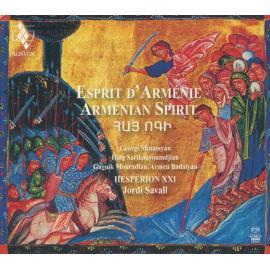 Esprit D'Arménie • Armenian Spirit - Georgi Minassyan