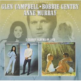 Bobbie Gentry & Glen Campbell + Anne Murray & Glen Campbell  - Glen Campbell