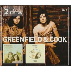 Greenfield & Cook / Second Album - Greenfield & Cook