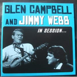 Glen Campbell And Jimmy Webb In Session... - Glen Campbell