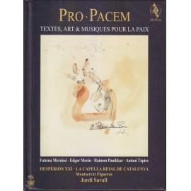 Pro Pacem - Textes, Art Et Musiques Pour la Paix - Hespèrion XXI