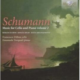 MUSIC FOR CELLO & PIANO V - R. SCHUMANN
