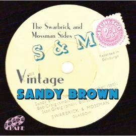 Vintage Sandy Brown - The Swarbrick And Mossmon Sides - Sandy Brown