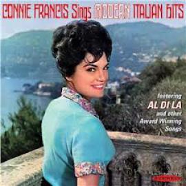 Connie Francis Sings Modern Italian Hits - Connie Francis