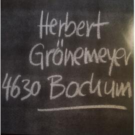 4630 Bochum - Herbert Grönemeyer