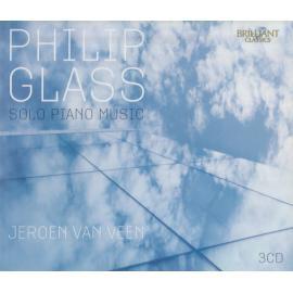 Solo Piano Music - Philip Glass