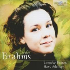 LIEDER - J. BRAHMS