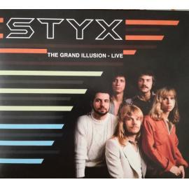 The Grand Illusion - Live - Styx
