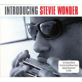 Introducing - Stevie Wonder