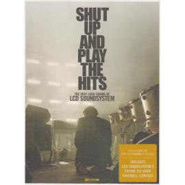 Shut Up And Play The Hits - LCD Soundsystem