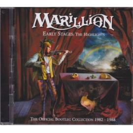 Early Stages: The Highlights - The Official Bootleg Collection 1982-1988 - Marillion
