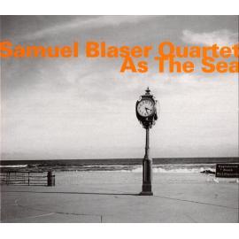 As The Sea - Samuel Blaser Quartet