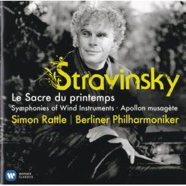 Le Sacre Du Printemps - Sir Simon Rattle