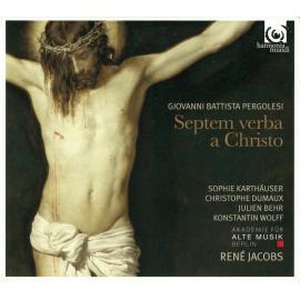 Septem Verba A Christo (In Cruce Moriente Prolata) - Giovanni Battista Pergolesi