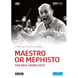 MAESTRO OR MEPHISTO:THE R - Georg Solti