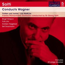 CONDUCTS WAGNER - Georg Solti