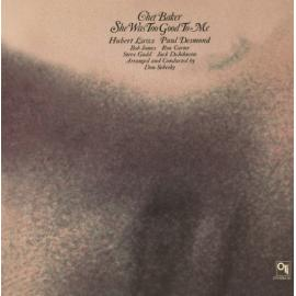 She Was Too Good To Me - Chet Baker
