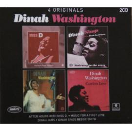 4 Originals - Dinah Washington