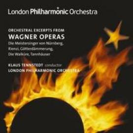 EXCERPTS FROM WAGNER OPER - R. WAGNER