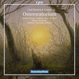 Osteroratorium - Carl Heinrich Graun