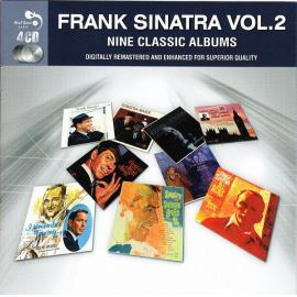 Vol. 2 Nine Classic Albums - Frank Sinatra