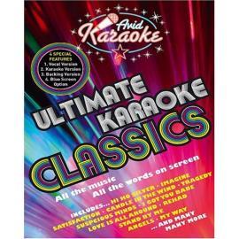 ULTIMATE CLASSICS - KARAOKE
