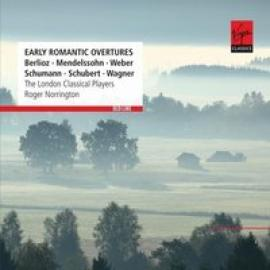 EARLY ROMANTIC OVERTURES - London Classical Players