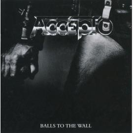 Balls To The Wall / Staying A Life - Accept
