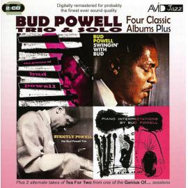 Four Classic Albums Plus (Trio & Solo) - Bud Powell