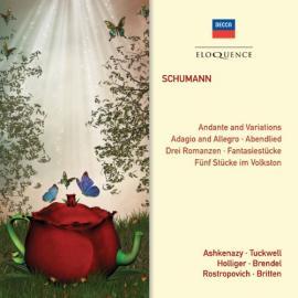 CHAMBER MUSIC - R. SCHUMANN