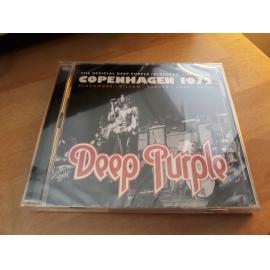 Live In Copenhagen 1972 - Deep Purple