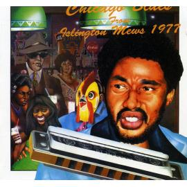 Chicago Blues From Islington Mews 1977 - Billy Boy Arnold