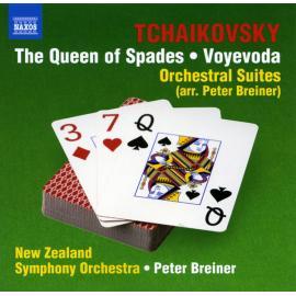 The Queen Of Spades • Voyevoda - Orchestral Suites Arranged By Peter Breiner - Pyotr Ilyich Tchaikovsky