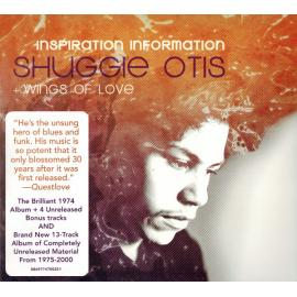 Inspiration Information + Wings Of Love - Shuggie Otis