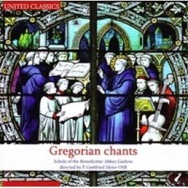 GREGORIAN CHANTS - GREGORIAN CHANT