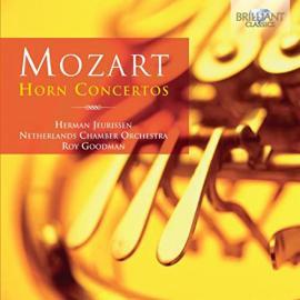 Horn Concertos - Wolfgang Amadeus Mozart