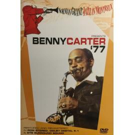 Norman Granz' Jazz In Montreux Presents Benny Carter '77 - Benny Carter