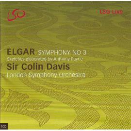 Symphony No 3 - Sir Edward Elgar