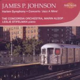 The Symphonic Music - James Price Johnson