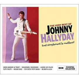 The Very Best Of = Tout Simplement Le Meilleur! - Johnny Hallyday