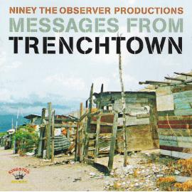 Niney The Observer Productions - Messages From Trenchtown - Various Production