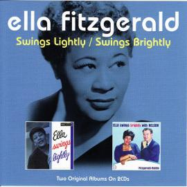 Swings Lightly / Swings Brightly - Ella Fitzgerald