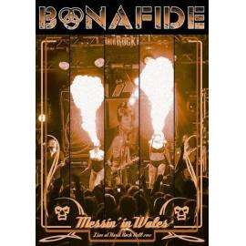 Messin' In Wales: Live At Hard Rock Hell 2012 - Bonafide