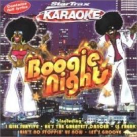BOOGIE NIGHTS - KARAOKE