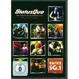 The Frantic Four Reunion 2013 (Live At Wembley Arena) - Status Quo