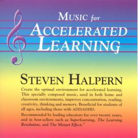 Music For Accelerated Learning - Steven Halpern