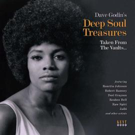 Deep Soul Treasures (Taken From The Vaults...) - Dave Godin