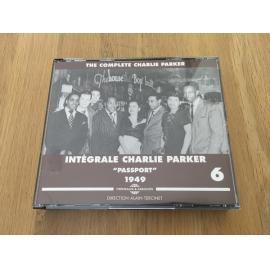 "The Complete Charlie Parker - Intégrale Charlie Parker Vol. 6 - ""Passport"" - 1949 - Charlie Parker"