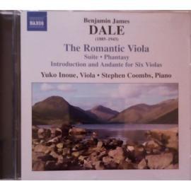 The Romantic Viola - James Dale