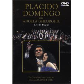 Live In Prague - Placido Domingo